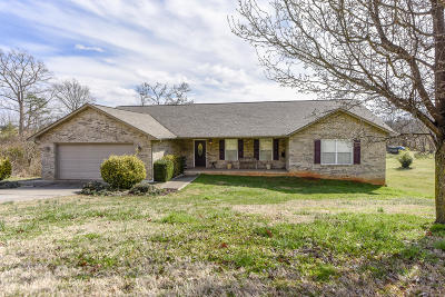 Maryville Single Family Home For Sale: 3678 Berryhill Drive
