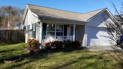 Lenoir City Single Family Home For Sale: 160 Emerald Court Place
