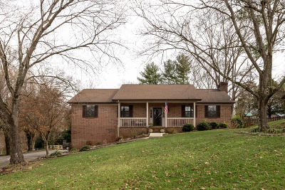Knoxville Single Family Home For Sale: 1006 Ashby Rd Rd