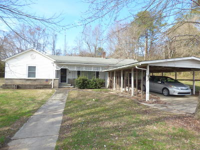 Kingston Single Family Home For Sale: 1235 Gallaher Rd