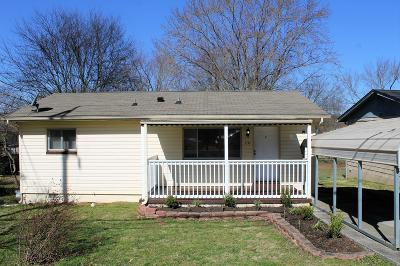 Knoxville Single Family Home For Sale: 2709 Forestdale Ave