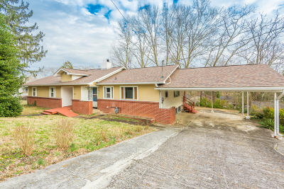 Anderson County Single Family Home For Sale: 212 E Tennessee Ave