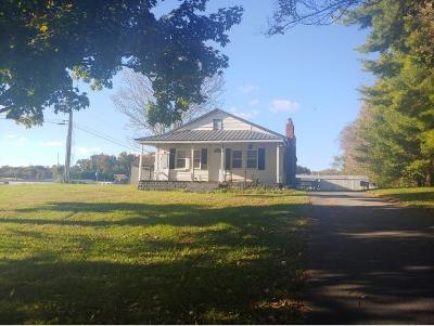 Hawkins County Single Family Home For Sale: 4731 Carters Valley Rd