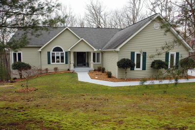 Crossville Single Family Home For Sale: 35 Lindsey Knoll Circle