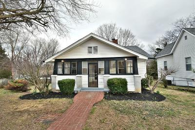 Knoxville Single Family Home For Sale: 414 E Emerald Ave
