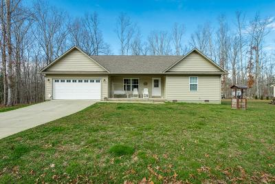 Crossville Single Family Home For Sale: 5289 Cheyenne Drive