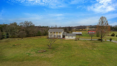 Knox County Single Family Home For Sale: 7922 Majors Rd