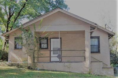 Knoxville Single Family Home For Sale: 427 Haywood Ave