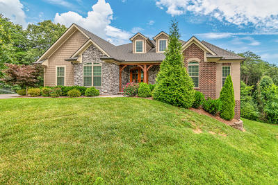 Knoxville Single Family Home For Sale: 2135 River Sound Drive
