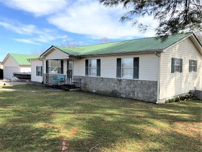 Crossville Single Family Home For Sale: 11493 Highway 127 S