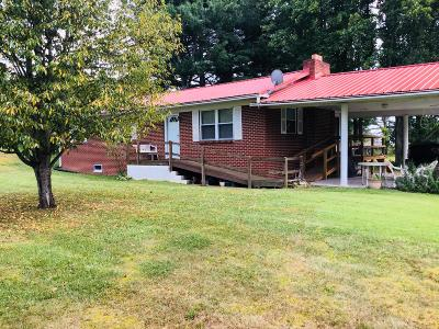 Tazewell Single Family Home For Sale: 337 Essary Rd