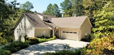 Knoxville Single Family Home For Sale: 11531 Mill Cove Lane