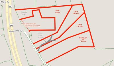 Lenoir City Residential Lots & Land For Sale: 6400 Waller Ferry Road