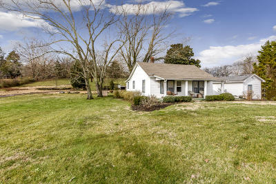Maryville Single Family Home For Sale: 5004 Wildwood Rd