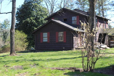 Knoxville Single Family Home For Sale: 8008 Oak Ridge Hwy