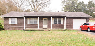 Knoxville TN Single Family Home For Sale: $138,900