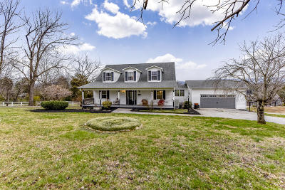 Maryville Single Family Home For Sale: 406 Ridge Rd