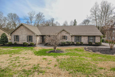 Maryville Single Family Home For Sale: 719 Knight Bridge Rd