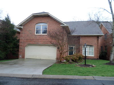 Knoxville Single Family Home For Sale: 7914 Grousemoor Drive
