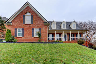 Knox County Single Family Home For Sale: 341 Farragut Crossing Drive