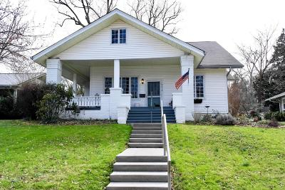 Knoxville Single Family Home For Sale: 2212 Island Home Blvd