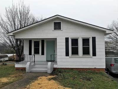 Maryville Single Family Home For Sale: 917 Cherokee St