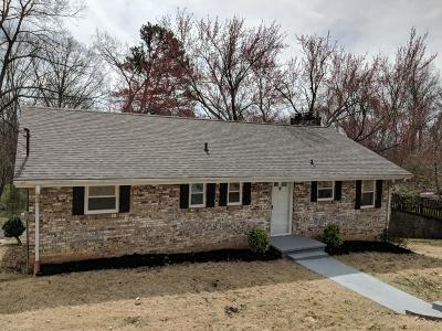 Lenoir City Single Family Home For Sale: 902 W 6th Ave