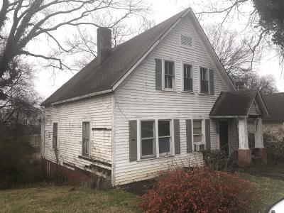 Knox County Single Family Home For Sale: 905 Phillips Ave