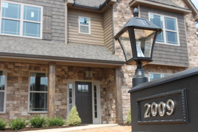 Knoxville Single Family Home For Sale: 2009 Highlands Ridge Lane, Lot 24