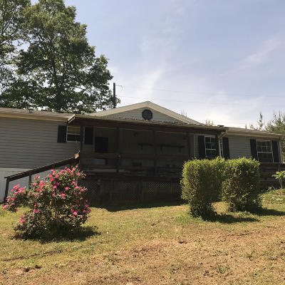Sweetwater Single Family Home For Sale: 194 Guffey Rd