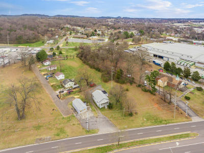 Knox County Commercial For Sale: 3605 Middlebrook Pike