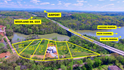 Knox County Residential Lots & Land For Sale: 909-1 Emory Church Rd
