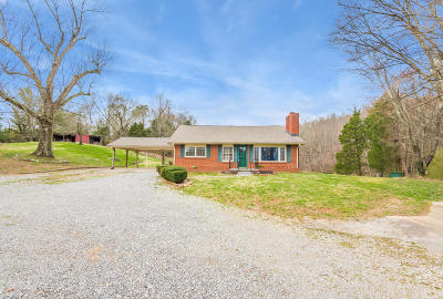 Knoxville Single Family Home For Sale: 3519 Leath Lane