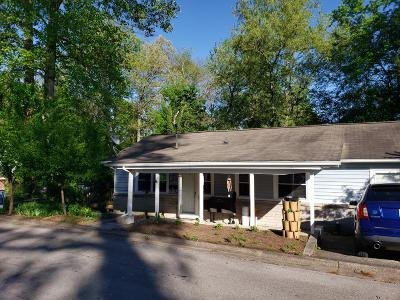 Anderson County Single Family Home For Sale: 109 W Magnolia Lane