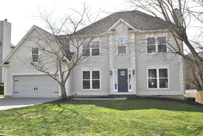 Knoxville Single Family Home For Sale: 10020 Highgate Circle