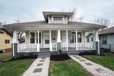 Knoxville Multi Family Home For Sale: 2310 E Glenwood Ave