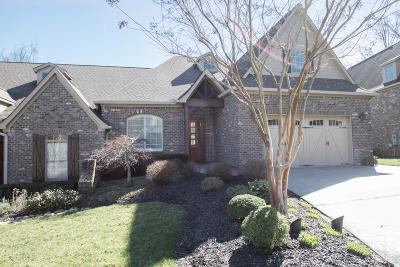 Knoxville Condo/Townhouse For Sale: 1438 Villa Forest Way