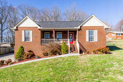 Knoxville Single Family Home For Sale: 7823 Hill Rd