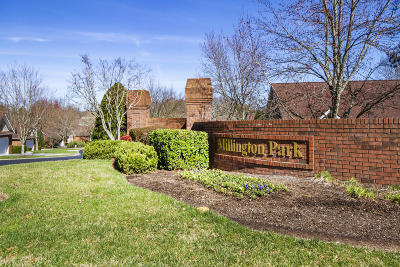 Knoxville Condo/Townhouse For Sale: 7705 Mills Way