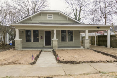 Knoxville Single Family Home For Sale: 2504 Jefferson Ave