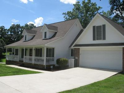 Crossville Single Family Home For Sale: 35 Fox Hollow Drive