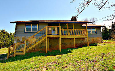 Sevierville Single Family Home For Sale: 1243 Payne School Drive