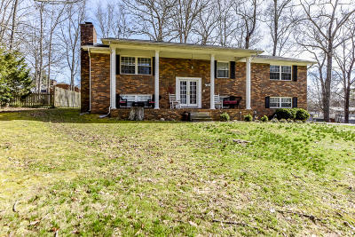 Alcoa TN Single Family Home For Sale: $284,000