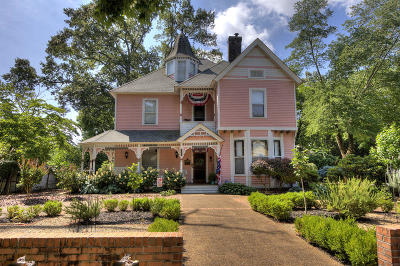 Maryville Single Family Home For Sale: 116 Indiana Ave