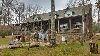 Tellico Plains Single Family Home For Sale: 581 Pond Ridge Road