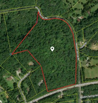 Knox County Residential Lots & Land For Sale: W Governor John Sevier Hwy