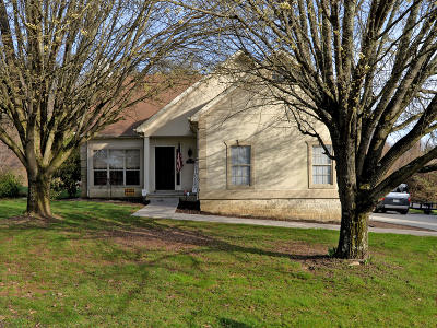 Knoxville Single Family Home For Sale: 10326 Highgate Circle