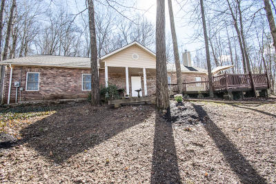 Anderson County Single Family Home For Sale: 1145 Mehaffey Rd