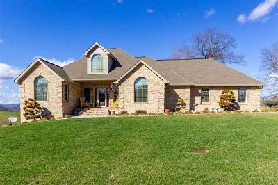Morristown Single Family Home For Sale: 3008 Waters Edge Drive