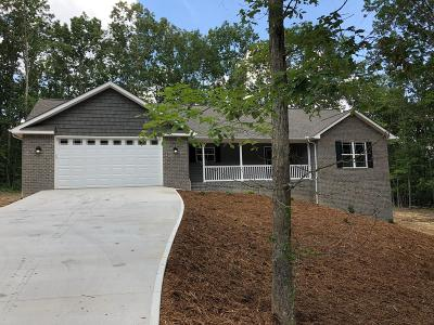 Crossville Single Family Home For Sale: 4051 Sioux Rd